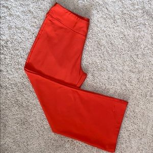 Nike Athletic Capri style work out pants